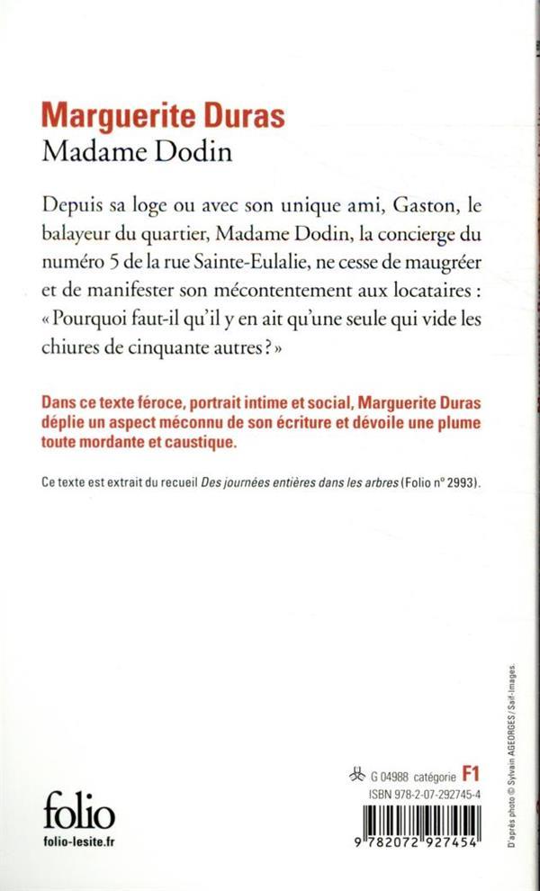 Madame Dodin