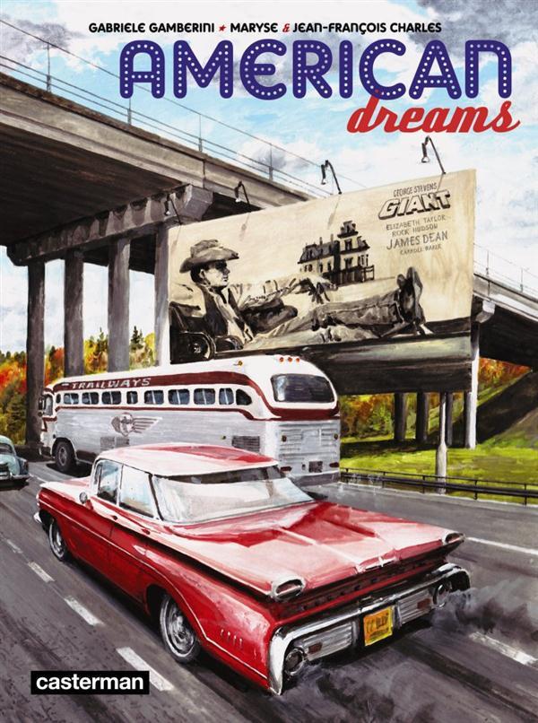 American dream - red bridge
