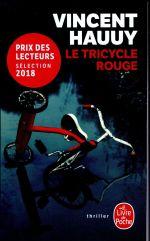 Couverture de Le tricycle rouge