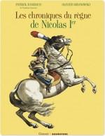 Vente Livre Numérique : Les chroniques du règne de Nicolas 1er  - Olivier Grojnowski - Patrick Rambaud
