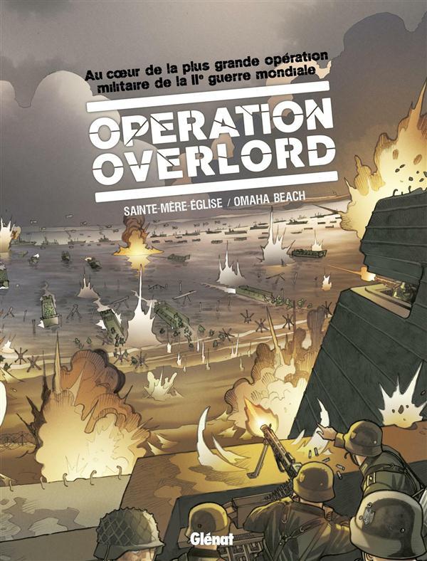opération Overlord ; coffret vol.1 ; t.1 et t.2