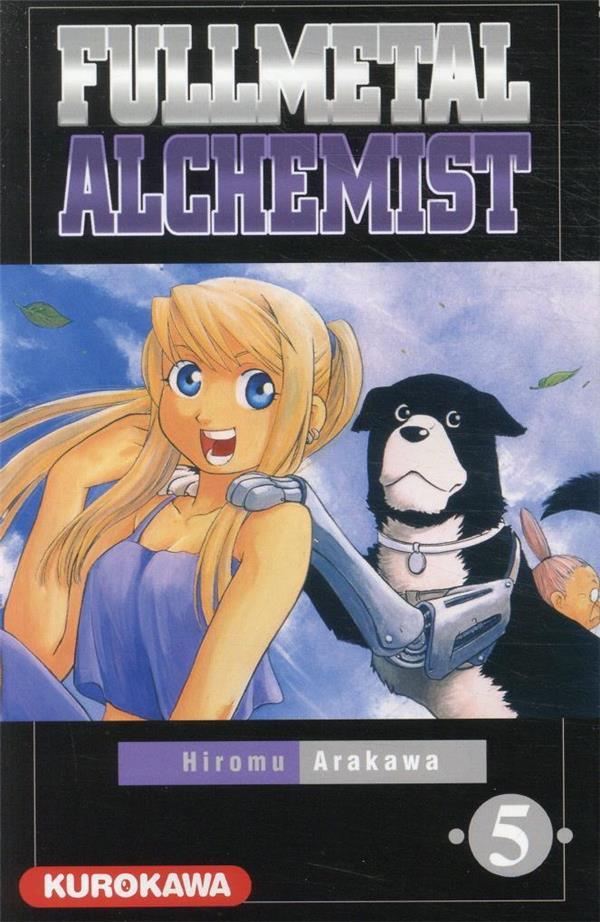 Fullmetal alchemist t.5