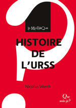 Vente EBooks : Histoire de l'URSS  - Nicolas WERTH