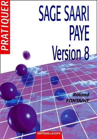 Pratiquer Sage Saari Paye Version 8
