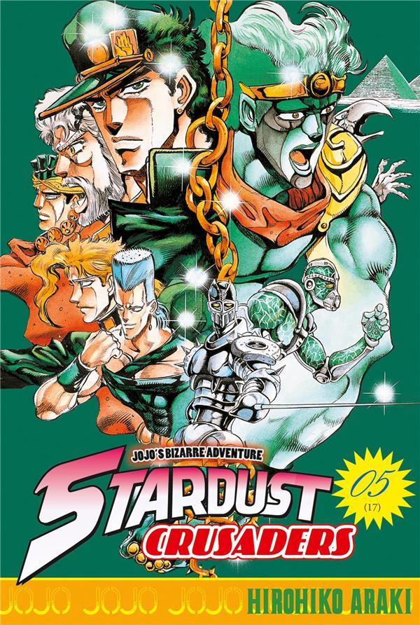 Stardust Crusaders T.5