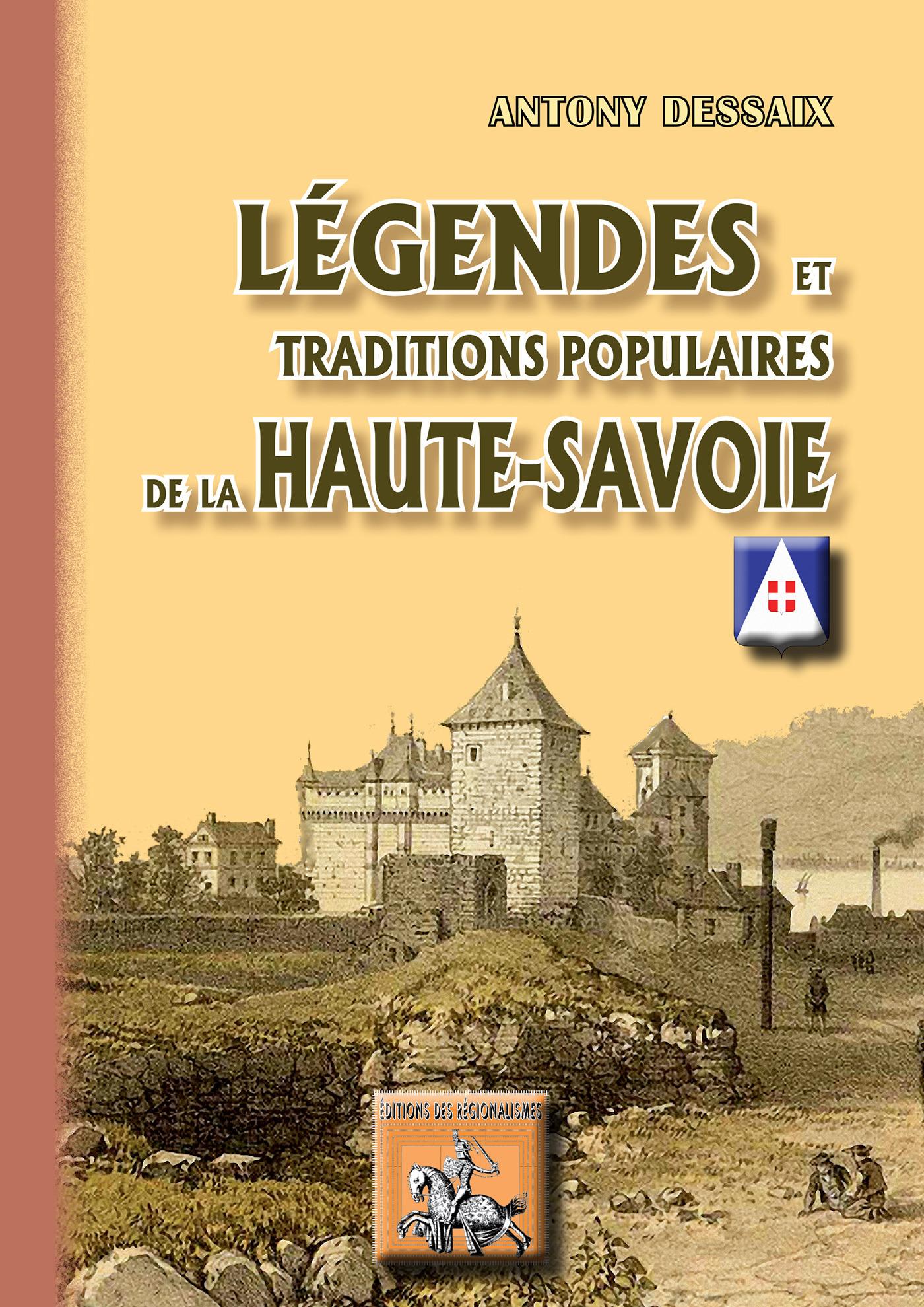 legendes & traditions populaires de la haute-savoie