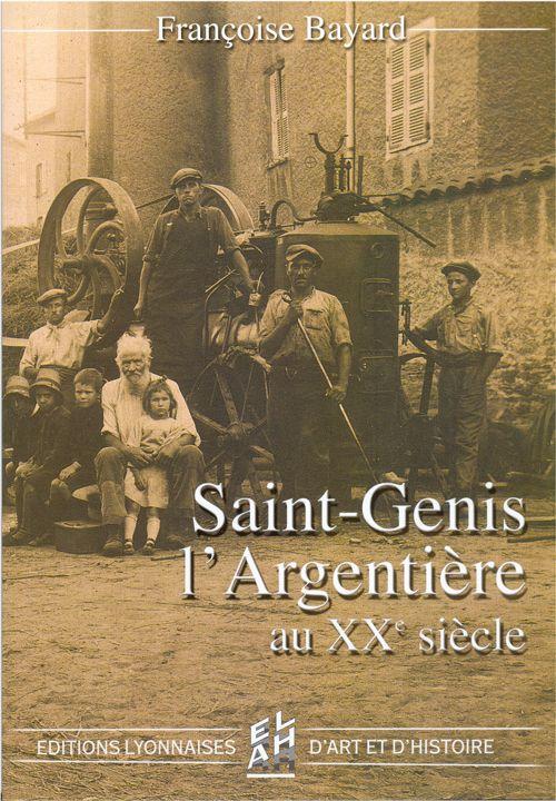 Saint-Genis l'Argentière au XX siècle