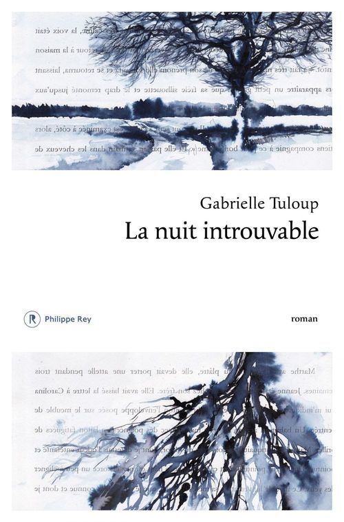 La nuit introuvable  - Gabrielle Tuloup