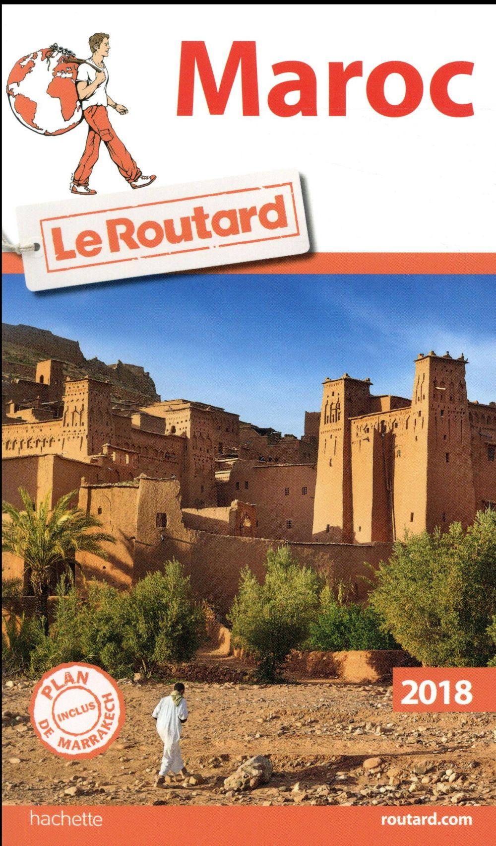 Guide du Routard ; Maroc (édition 2018)