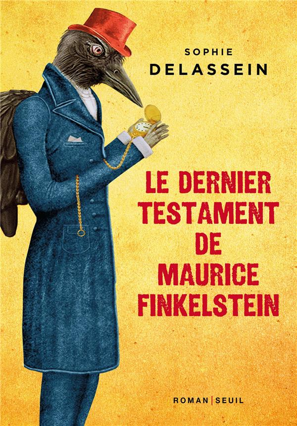 Le dernier testament de Maurice Finkelstein