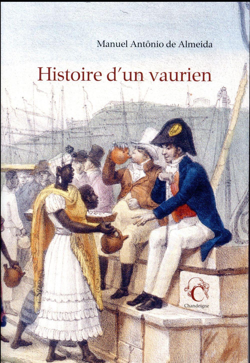 HISTOIRE D'UN VAURIEN