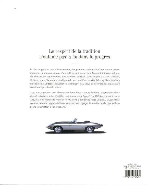 Jaguar ; le mythe anglais