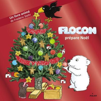Flocon prépare Noël