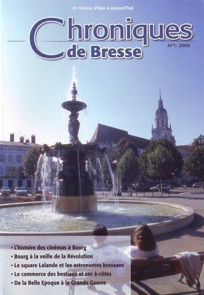 Chroniques de Bresse t.1