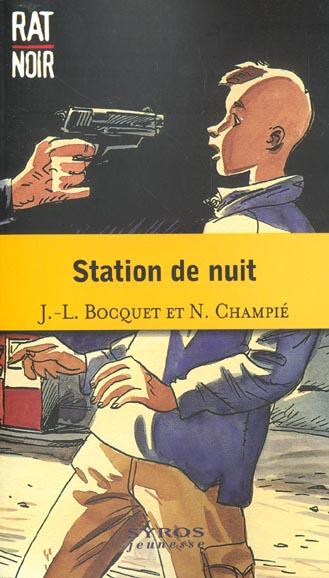 Station de nuit