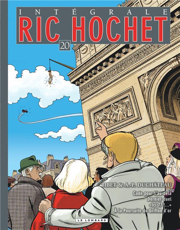 Ric Hochet ; INTEGRALE VOL.20