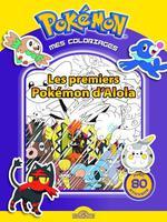 Mes coloriages ; les premiers Pokémon d'Alola