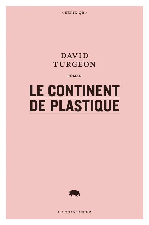 Le continent de plastique
