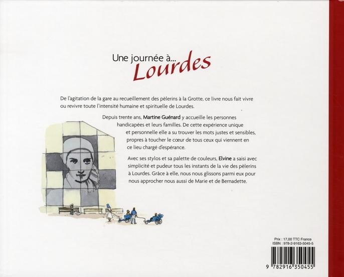 une journée à Lourdes