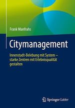 Citymanagement  - Frank Manfrahs