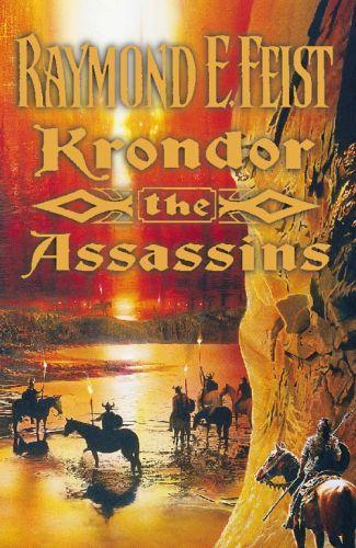 Krondor: The Assassins (The Riftwar Legacy, Book 2)