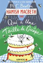 Vente Livre Numérique : Hamish Macbeth 4 - Qui a une taille de guêpe  - M. C. Beaton
