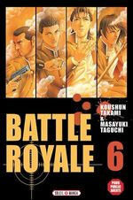 Vente EBooks : Battle Royale T06  - Koushun Takami