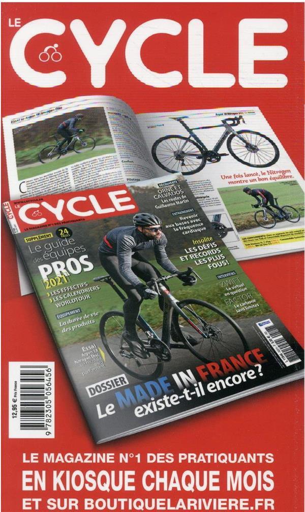 Balades à vélo, Bretagne (édition 2021/2022)