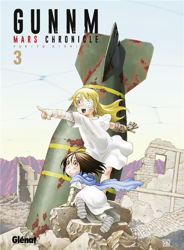 Gunnm - Mars chronicle T.3