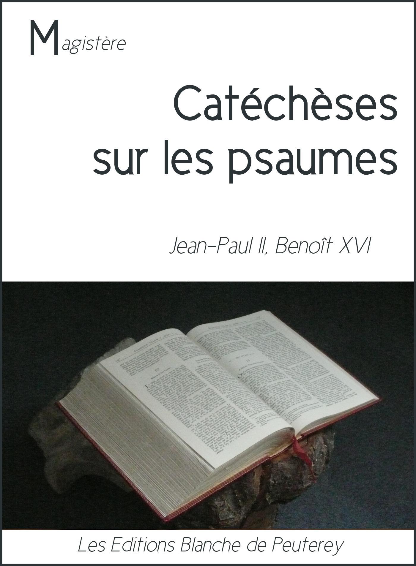 Catéchèses sur les psaumes