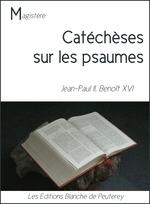 Vente Livre Numérique : Catéchèses sur les psaumes  - Jean paul ii