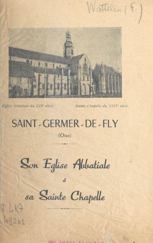 Saint-Germer-de-Fly, Oise
