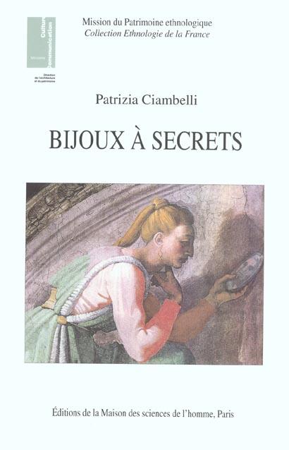 Bijoux a secrets