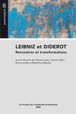 Vente EBooks : Leibniz et Diderot  - François Pépin - Christian, Leduc, - Anne-Lise Rey - Mitia Rioux-Beaulne