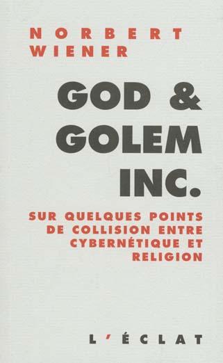 God Et Golem Inc.