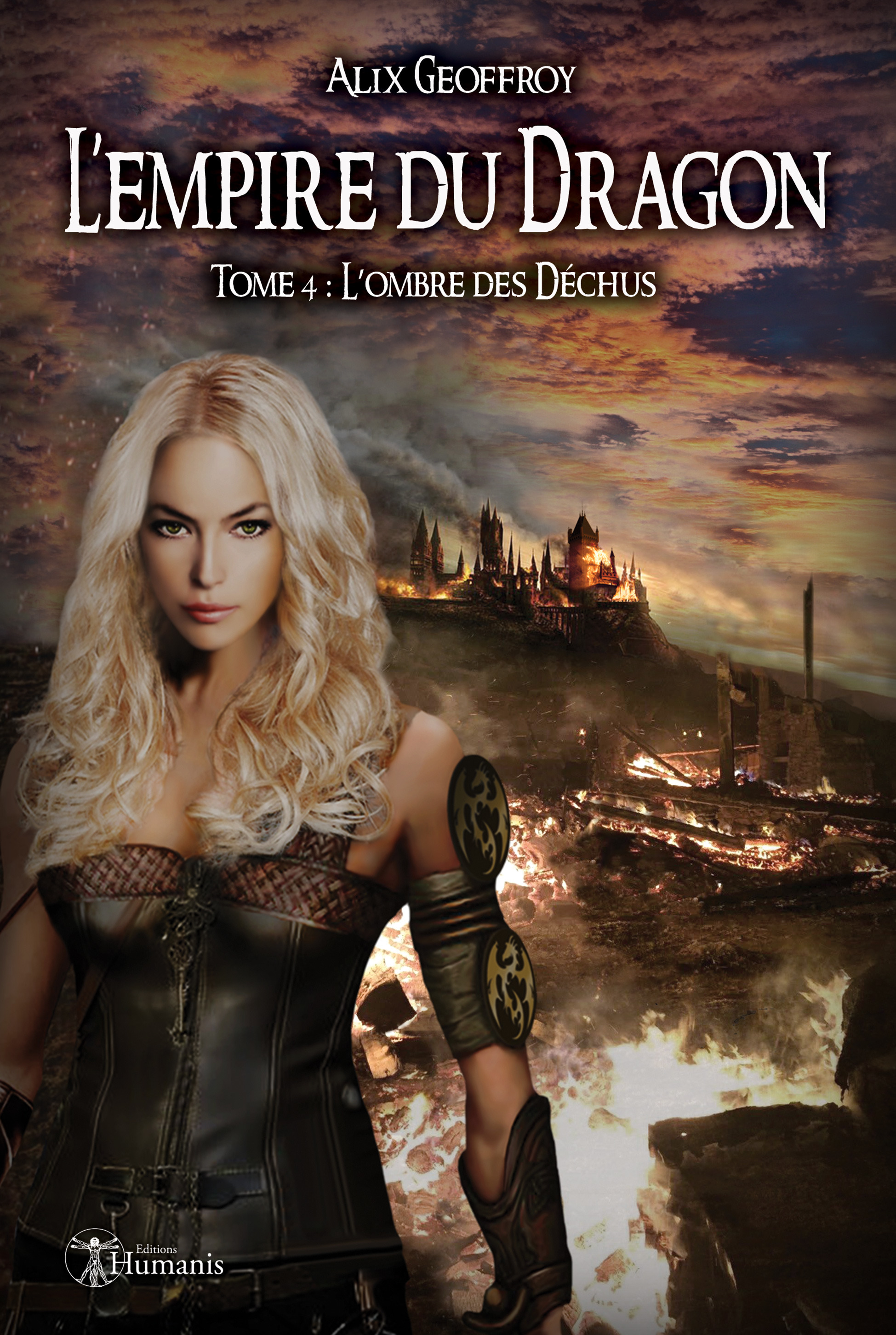 L'Empire du Dragon - Tome 4