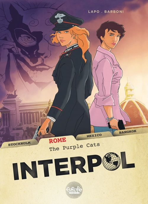 Interpol - Volume 3 - Rome: The Purple Cats