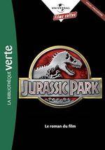 Vente EBooks : Films cultes Universal 01 - Jurassic Park - Le roman du film  - Universal Studios