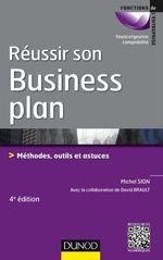 Vente Livre Numérique : Réussir son business plan - 4e éd.  - David Brault - Michel Sion
