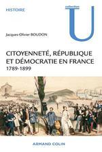 Vente Livre Numérique : Citoyenneté, République et Démocratie en France  - Jacques-Olivier Boudon