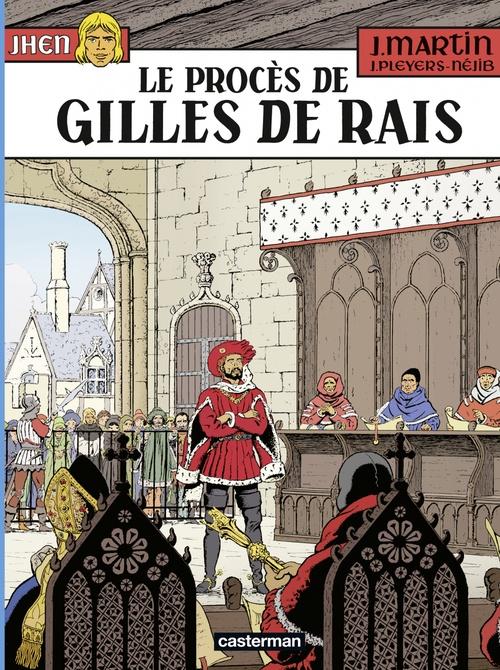 Jhen (Tome 17) - Le procès de Gilles de Rais