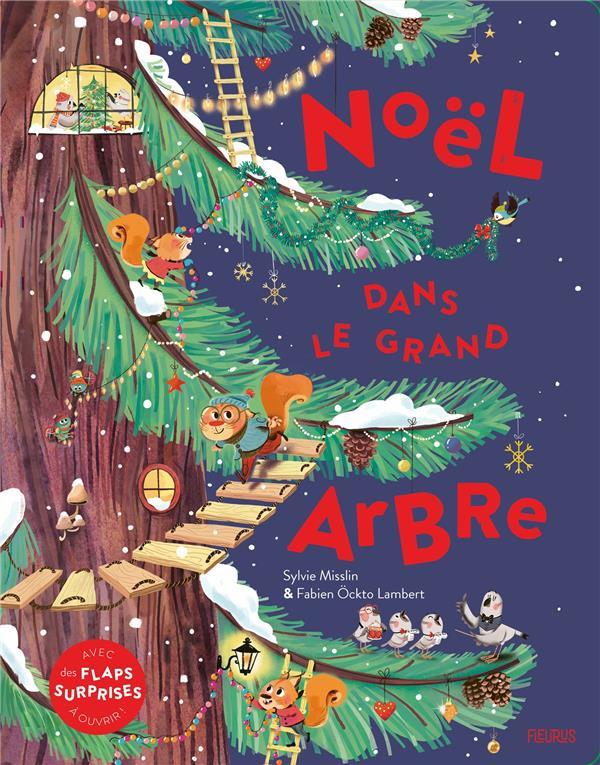 NOEL DANS LE GRAND ARBRE