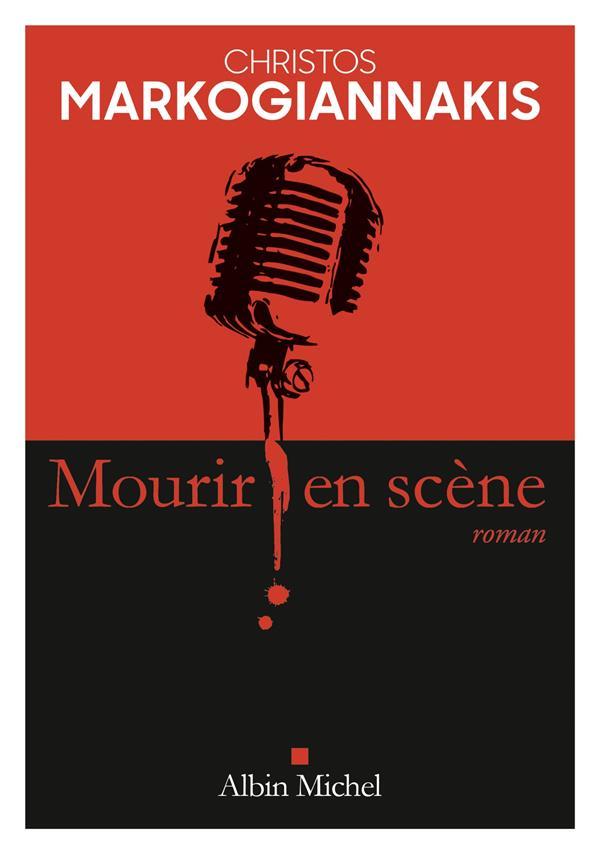 MOURIR EN SCENE