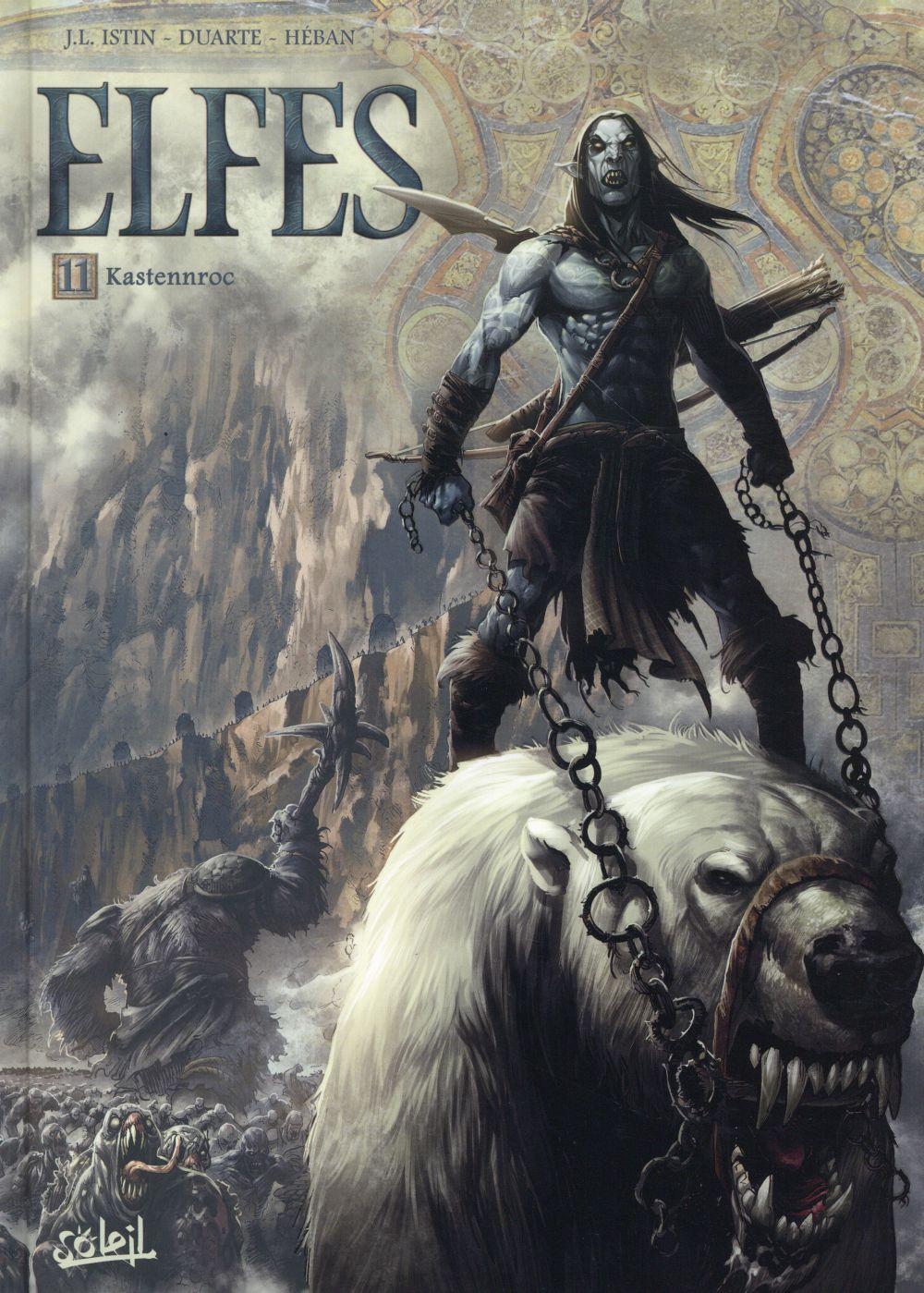 Elfes T.11 ; Kastennroc