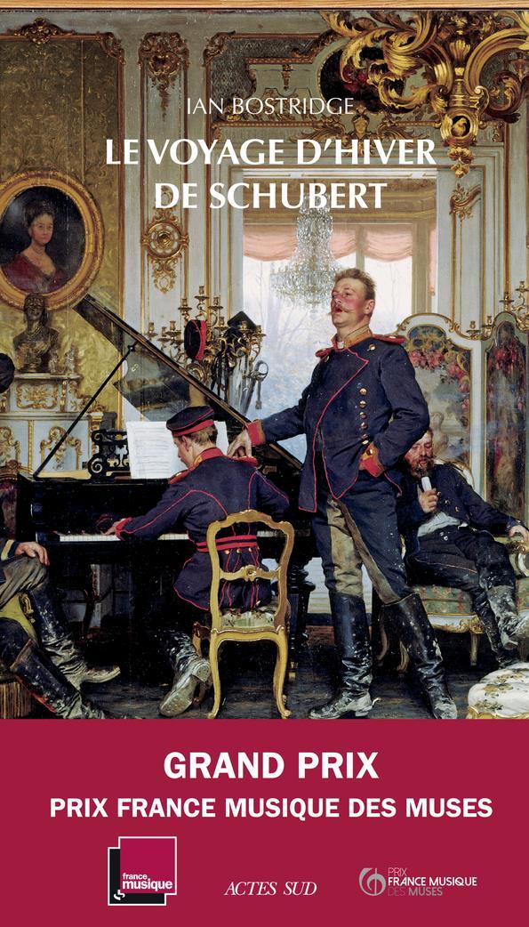 Le Voyage d'hiver de Schubert ; anatomie d'une obsession