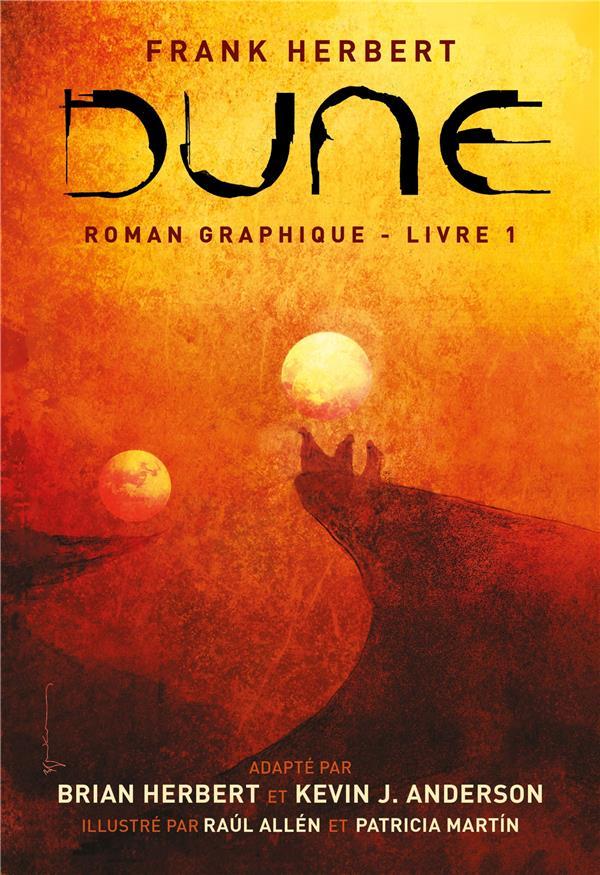 Dune, le roman graphique T.1