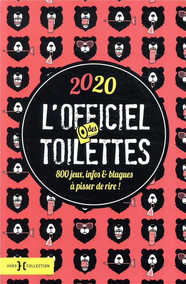 L'officiel des toilettes (édition 2020)