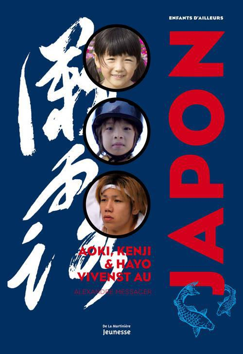 Aoki, Kenji & Hayo Vivent Au Japon