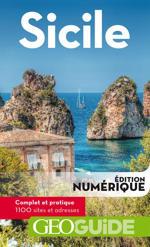 GEOguide ; Sicile (édition 2020)