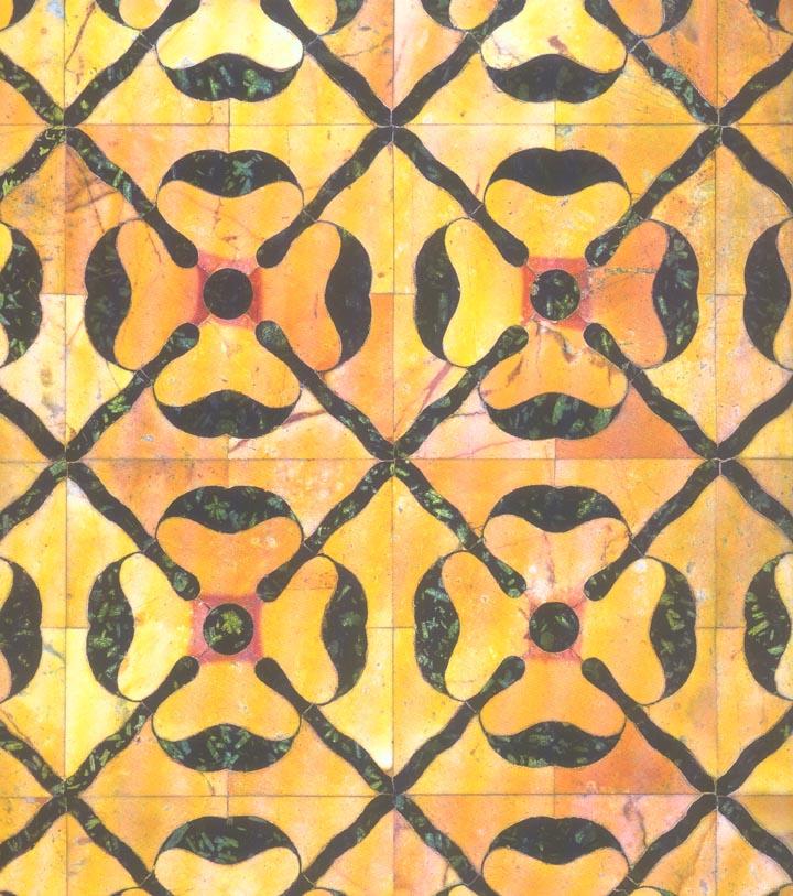 Marbres de couleur - pierres et architecture de l'antiquite au xviiie siecle